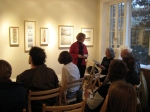 Barbara Bickley's Talk at Washington Printmakers Gallery