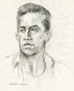 Winkler drawing,  Dagan