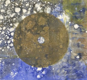 "NSW 2010 winning print ""Mandala"" by Kiyomi Baird."