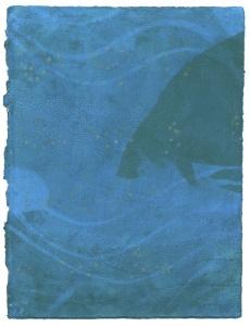 """""""Seascape II"""" by Clare Winslow"""