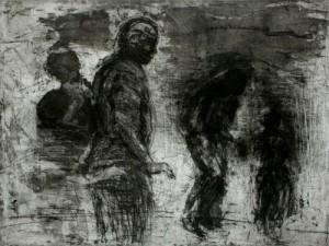 """""""He Passes Like A Shadow"""" by Sarah Sears"""