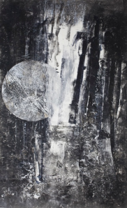 """Silver Moon"" by Kiyomi Baird"