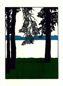 """""""Before Sunrise, Gull Lake"""" by Max-Karl Winkler"""