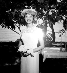 Gull Lake Bride, circa 1965