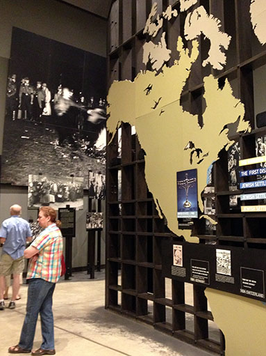 Houston Holocaust Museum