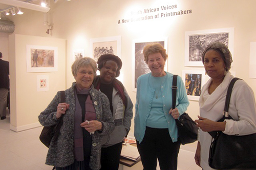 South African Voices: A New Generation of Printmakers | Jan. 11 Exhibition Reception