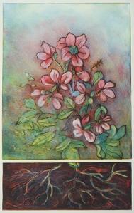 """""""Lenten Rose"""" by Nina Muys"""